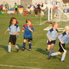 サッカー試合中にぼーっとする子供のやる気ない姿に悩み。
