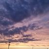 ふわふわの雲