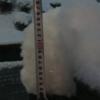 積雪およそ20cm、2014年の豪雪ほどではなかったですけど大変(>_<)