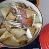 時短晩ごはん★冷凍保存の食材で鍋をする