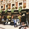 18年前のロンドンにて