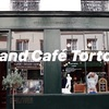 Officine Universelle Buly マレ地区店にある復刻カフェ【Grand Café Tortoni】