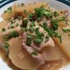トロトロのあんかけがたまらない!大根と豚バラの煮物のレシピ