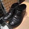 カンペールの革靴を修理に出した
