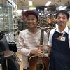 福岡ギター修理のすゝめその45~あの侍がご来店!!~