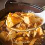 ランチの麻婆豆腐セットが美味い@@桂林餃子満足 幕張本郷店 6回目