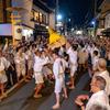 京都・洛中 - 祇園祭*後祭 南観音山の暴れ観音