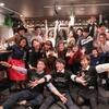 クリスマスパーティー!ひとりじゃ完璧できなかったこと。みんなの力に感謝!ありがとう♡