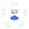 空間オーディオが使えるデバイスの組み合わせ【iOS 15】【tvOS 15】【AirPods Pro】