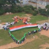 インド独立記念日セレモニー