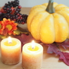 秋の夜長にぴったりな可愛いキャンドルインテリア