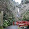 日本の滝百選にも選ばれている名瀑、洒水の滝(神奈川県、山北町)