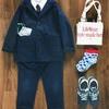 入学式用のスーツどこで買う?手作りしてみました!ジャケット,パンツ,シャツの使用型紙を紹介