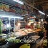 プーケットウィークエンドマーケットへ行こう./ ベトナム風タイラーメンが美味しい!