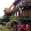 台北滞在3日目。九份に行きました。湯婆婆屋敷は幻想的でした。