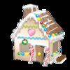 お菓子の家で夢のマイホームを作ってみよう!