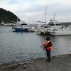 近所の漁港で小アジを爆釣りしているおじさんに秘訣を聞いてきた