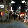 大阪のディープな街 福島