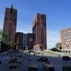 ノルウェー「オスロ市庁舎」の思ひで…