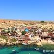 【絶景】まるで夢の世界!マルタ島で必ず訪れるべきポパイ村とは?