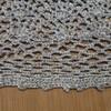着られるようになりたい素敵な手編みレース
