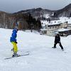 スキー学舎3日目②