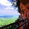 【Wat Phu Tok Setarへの行き方】ブンカ―ンにあるスリル満点の寺院 Wat Phu Tok