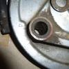ドラムブレーキ軸部のグリス選定