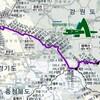原州への道:旌善アリラン列車/ A-train に乗って