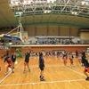 東海市小学校バスケットボール大会① 試合前
