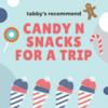 海外旅行に持って行く精鋭お菓子と選び方