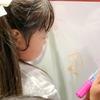 子どもが楽しく勉強するための工夫~居間にホワイトボードのススメ~