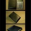 オーダーメイドの電卓ケース