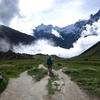 人生で初めて、本格的な山登りをしたときの話。