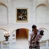 ルーブル美術館の素敵な階段♪ハネムーン旅行記♪
