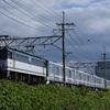 通達166 「 甲48 東京メトロ13000系(13106f)の甲種輸送を狙う 」