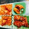 潰瘍性大腸炎の寛解期のお弁当。鶏肉もも肉のケチャップ照り焼き