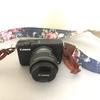 ミラーレスカメラのおしゃれなカメラストラップの見つけ方・選ぶポイントと注意点