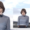 めざましテレビ阿部華也子!放送事故映像「映していいのか」「平気なのか」視聴者困惑