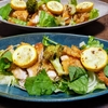【鶏むね肉が最強に美味しくなる】1cmの油でカラッとできる揚げチキンサラダ!