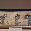 ■歌川国貞展:《歳暮の深雪》の雪の降り方の謎