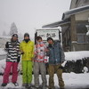 スキー場営業開始