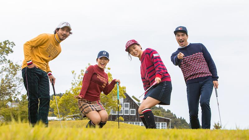 """クラシックな雰囲気を""""今""""にアップデート!トミー ヒルフィガー ゴルフ 2020 Winter編"""