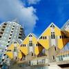 モダンな都市ロッテルダムをぶらり