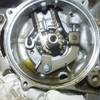 TL125SB カムチェーンテンショナー点検 シフトシャフトシール交換
