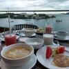 コタキナバルマリオットホテル 朝食レストラン紹介 2019.12年末年始 家族4人でクアラルンプール&コタキナバル旅行記⑨