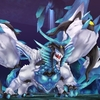 【世界樹の迷宮Ⅴ】 4層 虹霓の晶洞 BOSS【水晶竜】<21日目>