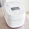 パナソニックの圧力IH炊飯器「 SR-MPW100」のご飯は離乳食におすすめの柔らかさだった