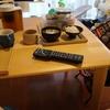 ニトリのローダイニングテーブルを買った