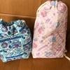 ダイソー200円キルト生地でリュック手作り★